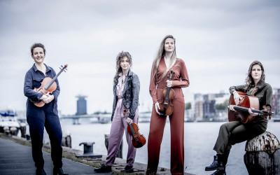 ADAM Quartet — Mozart, Shaw & Keçeli